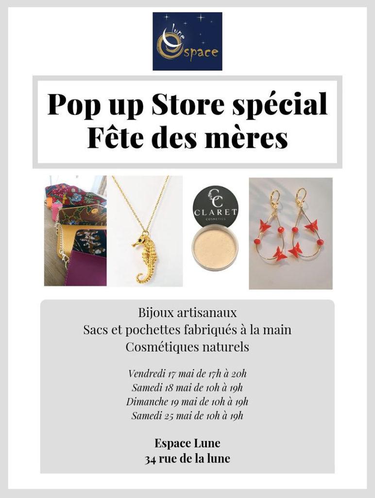 Affiche-Pop-up-store-spécial-Fête-des-mères-2019