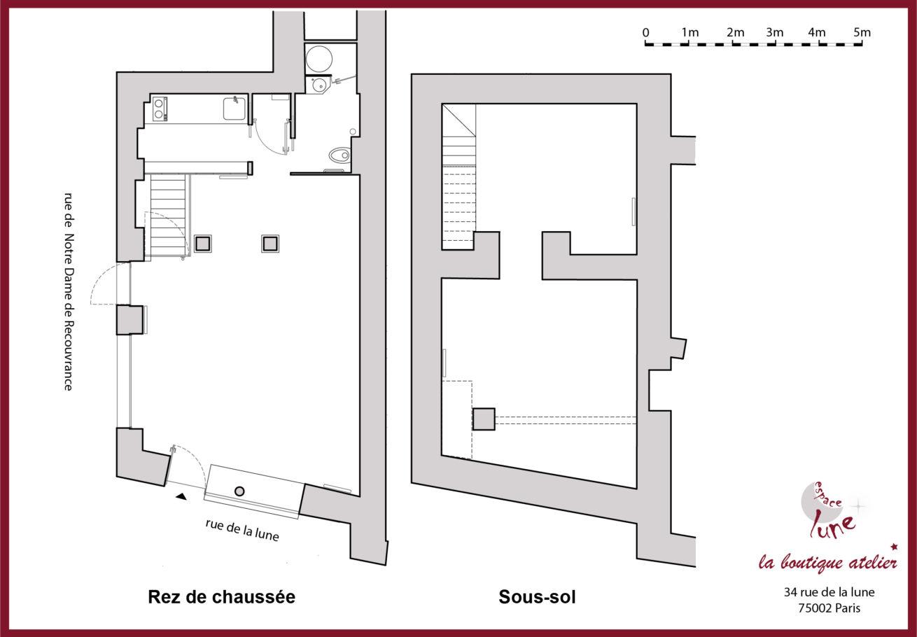 plan boutique espace-lune